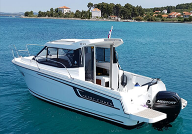 New Boat Taxi Boat