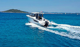 Speed Taxi Boat